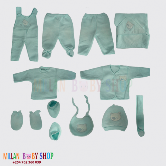 Baby suit 11 pcs