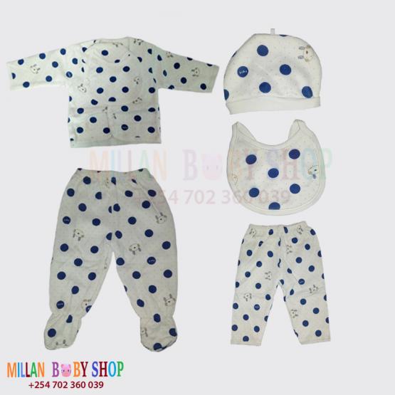 5 in 1 Baby Suit