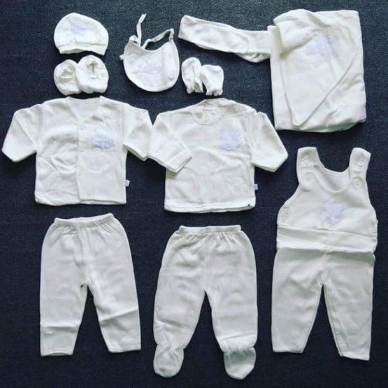 11 Pcs Baby Clothe