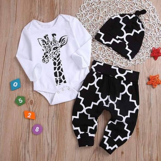 2 Pc Outfit Unisex