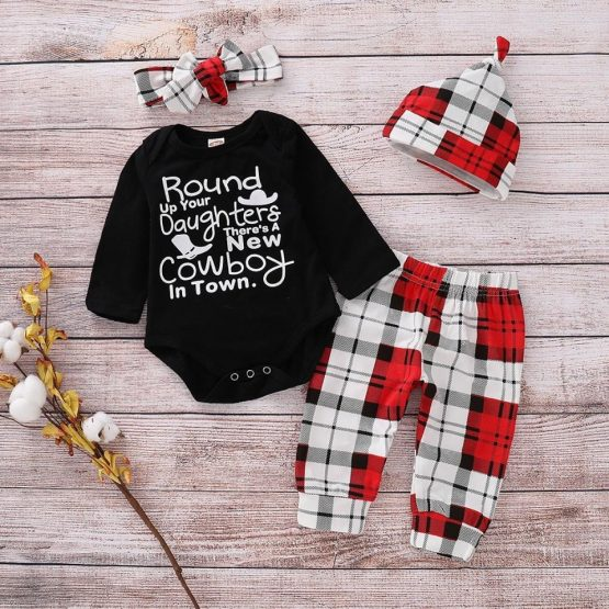 3 Pc Outfit Unisex