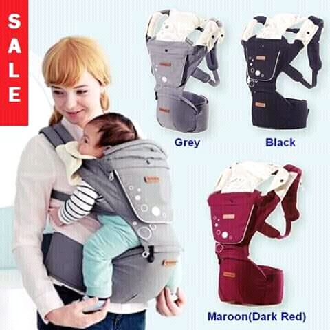 Hip sit Baby Carrier