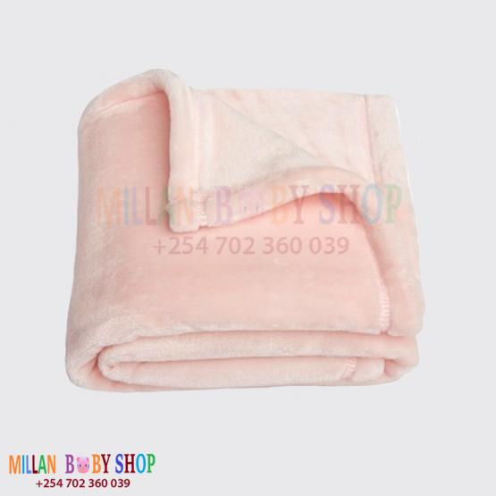 Light Baby Blanket