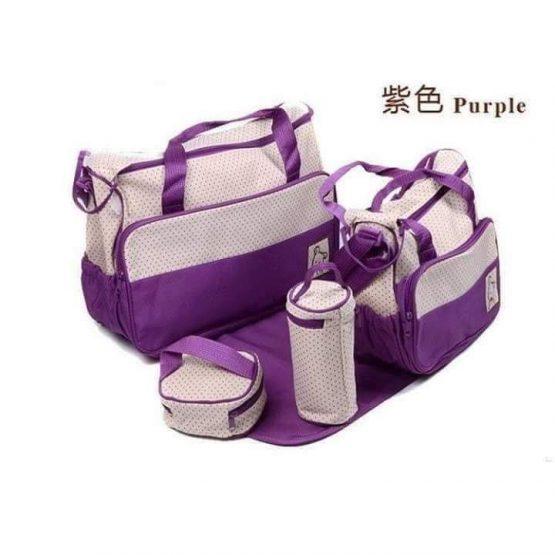 5 in 1 Diaper Bag