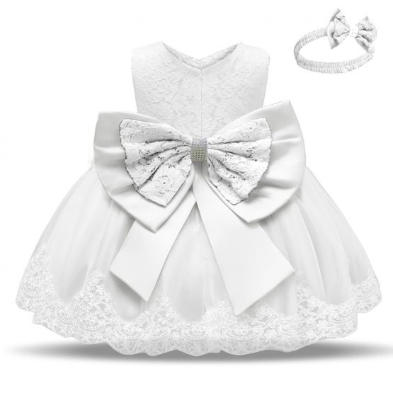 Dress with Bow