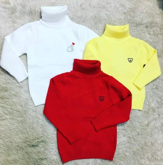 Poloneck Sweaters