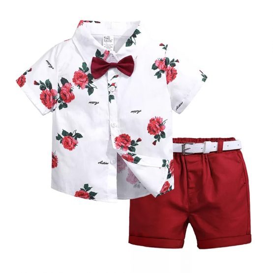 2 pc Boy Outfit