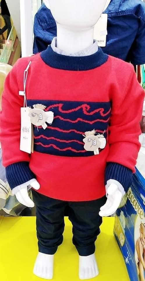 2 Layered  Sweaters