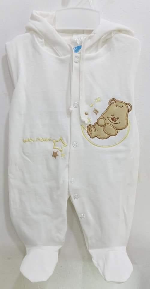 Cotton Romper