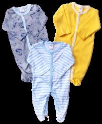 3 in 1 Sleeping Suit