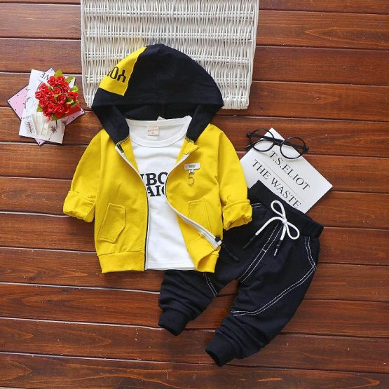 3 Pc Boy Outfit