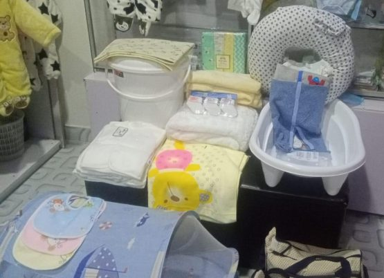 Newborn Shopping Package