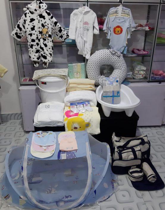 Newborn Shopping Package