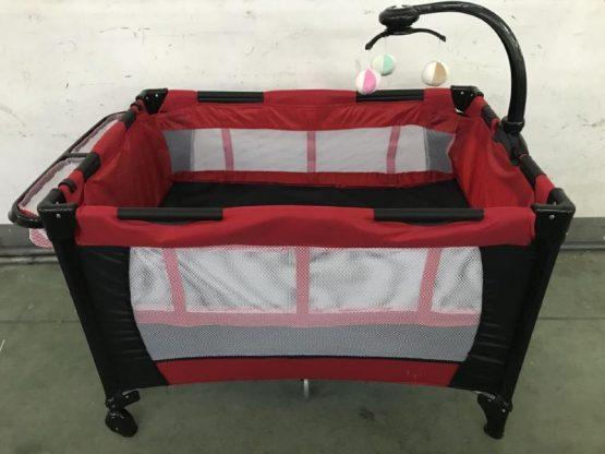 Playpen Crib Foldable Baby Cot