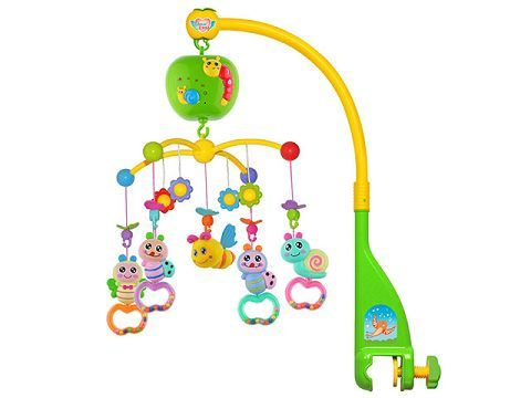 Baby Bed Hanging Toys