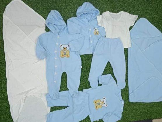 Newborn Receiving Set Clothes
