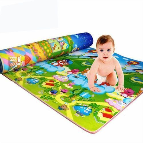 Baby Crawling Play Mat for Kids and Children Floor Game PlayMat