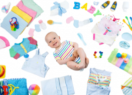 baby shopping list